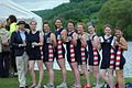 DMURC Womens at Monmouth Regatta 2010.jpg
