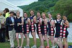 DMURC Womens at Monmouth Regatta 2010.jpg