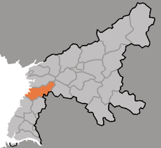 Pyongwon County County in South Pyŏngan, North Korea