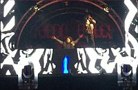 DVBBS live beim Airbeat One 2016