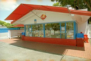 Dairy Queen - Dairy Queen in Key West, Florida