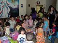 Damael kindergarten in Ankawa, Arbil, Iraq 2008.jpg