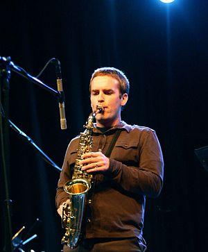 Daniel Bennett (saxophonist) - Daniel Bennett (2010)