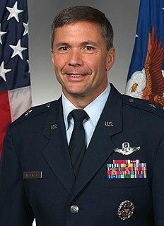 Daniel P. Woodward United States Air Force general