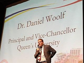 Daniel Woolf