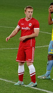 Danny Johnson (footballer) English footballer