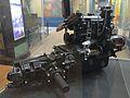 Dauphine - Car Engine - 4 Stroke 4 Cylinder 30 bhp 4250 rpm - Birla Industrial & Technological Museum - Kolkata 2014-01-23 7101.JPG