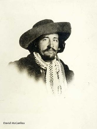 Wild Bill Hickok - David C. McCanles, alleged leader of the McCanles Gang, in 1860