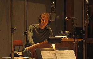 David Campbell (composer) - Campbell in 2009