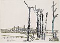 David Milne-Zillebeke Maple Copse and Observatory Ridge from Dormy House.jpg
