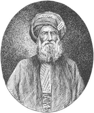 Baghdadi Jews - David Sassoon, 1792–1864.