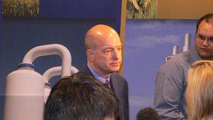 David L. Sokol - Dave Sokol at the Berkshire Hathaway annual meeting