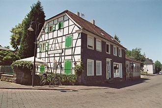 Henriette Davidis - Haus Heine: Here Henriette Davidis lived during her time in Sprockhövel (1841–1848), the period during which Praktisches Kochbuch was published.