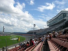 Photo du Daytona International Speedway.