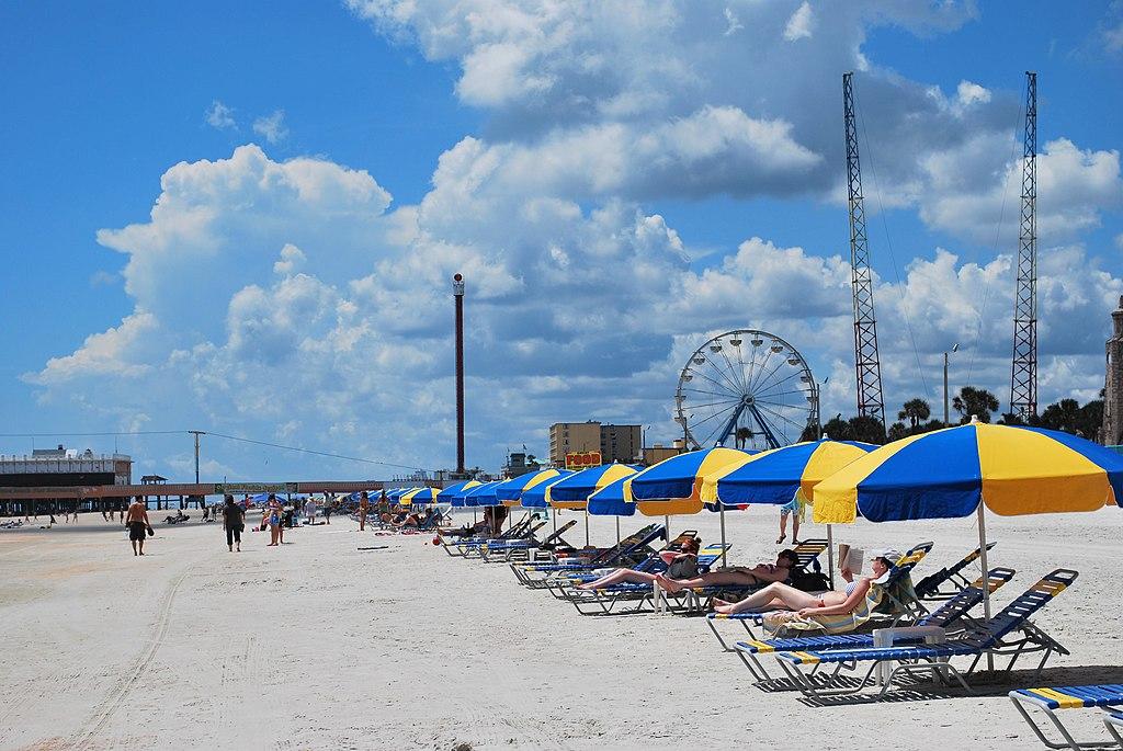 Boardwalk Cocoa Beach Fl