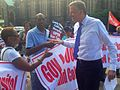De Blasio Joins Brooklyn Nurses For -Race4Care to show Impact of Closing L.I.C.H. (9453865555).jpg