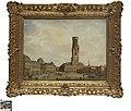 De Markt in Brugge, 19de eeuw, Groeningemuseum, 0040809000.jpg