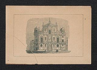De Sint-Carolus Borromeuskerk te Antwerpen