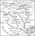De l'Isle's Map, made from Information supplied by Le Sueur.png