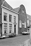 de voorgevel van de voormalige synagoge te harderwijk - harderwijk - 20100903 - rce