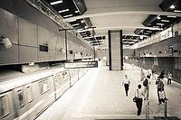 Podzemní metro Delhi