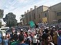Demonstrations against Al Ahly SC , photo by Hatem Moushir 6.jpg