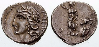 Coinage of the Social War (91–88 BC)