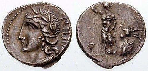 Coinage of the Social War (91–88 BC)