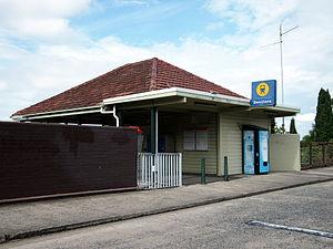 Denistone, New South Wales - Gordon Crescent, Denistone railway station