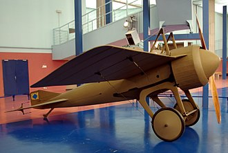 Monocoque - Deperdussin Monocoque, with wooden shell construction