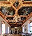 Der Rittersaal des Schlosses Kirchberg (Jagst).jpg