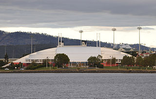 indoor arena in Hobart, Tasmania, Australia