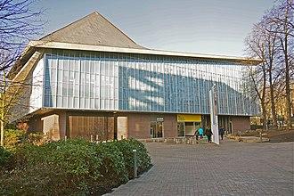 Design Museum - The Design Museum in Kensington