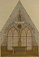Design for Altar and Chapel, Farnborough MET 67.827.17.jpg