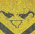 Detalle de un mosaico del caldarium de les termes.jpg