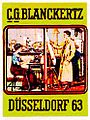 Deutscher Geometerverein, Deutscher Verein für Vermessungswesen,(Hrsg.)-Zeitschrift für Vermessungswesen, Band 40, K. Wittwer, 1911, Düsseldorf 63, C.G. Blanckertz.jpg