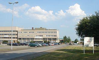 Deutz AG - Deutz AG production plant in Porz