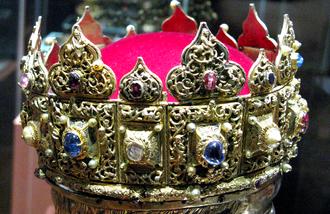 Konrad I of Masovia - Płock Diadem, Ducal Crown attributed to Konrad I