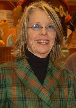 Diane Keaton - Keaton in 2009.