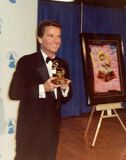 Dick Clark, inducted in 1993 Dick Clark.jpg