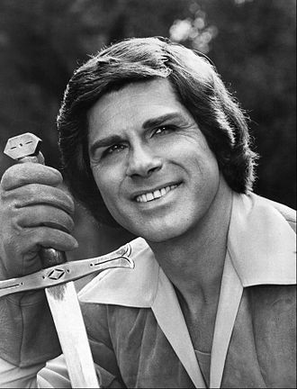 Dick Gautier - Gautier as Robin Hood in When Things Were Rotten (1975)