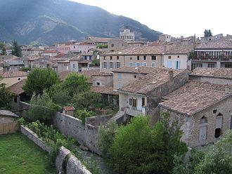 Die, Drôme - Image: Die 08 2006 088