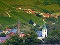Die Kirchturmspitzen von Obermoschel - panoramio.jpg