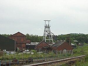 Cheadle Coalfield - Foxfield Colliery