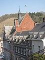 Dinant - Bouvignes - ancienne Maison communale dite Maison Espagnole (extrême gauche de la photo) (14-2013) 121.JPG