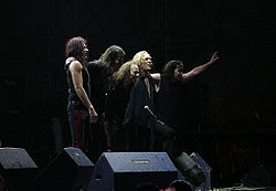 Dio in 2005