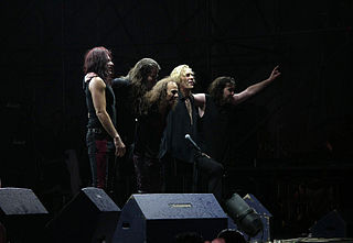 Dio (band) American heavy metal band