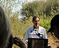 Director Dan Ashe Announces Delisting of Three Island Fox Subspecies on Santa Cruz Island (28304809143).jpg