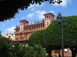 A Panamanian colonial village in Casco Viejo