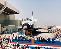 Discovery rollout ceremony.jpg